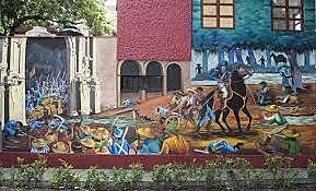 Enfrentamiento en Azcapotzalco