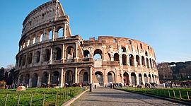 La edat de Roma timeline