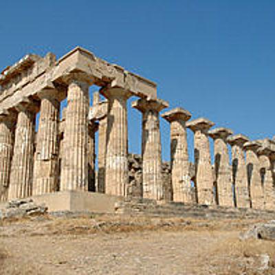 La Edad Antiga de Grècia timeline
