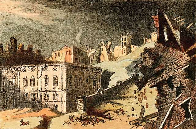 The 1755 Lisbon Portugal Earthquake