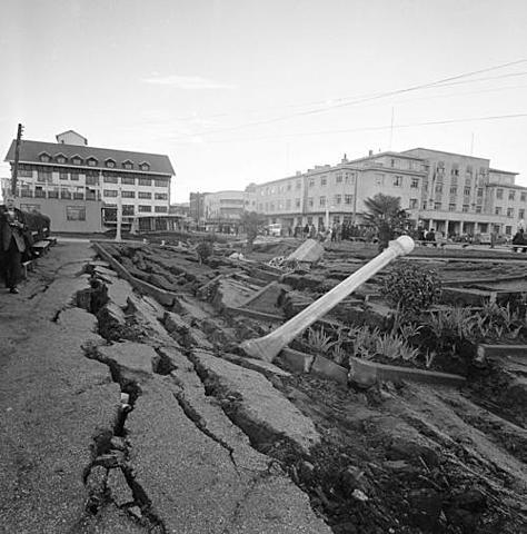 The 1960 Chile Earthquake