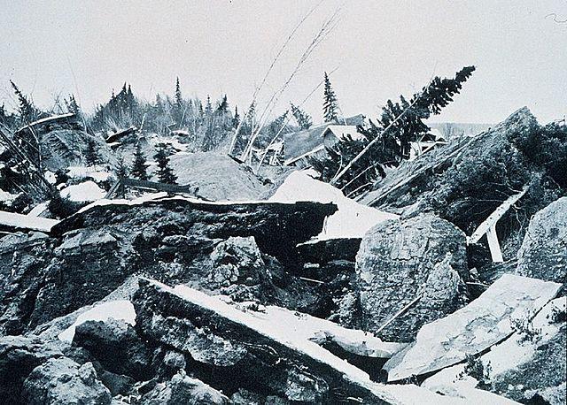 The 1964 Alaska Earthquake