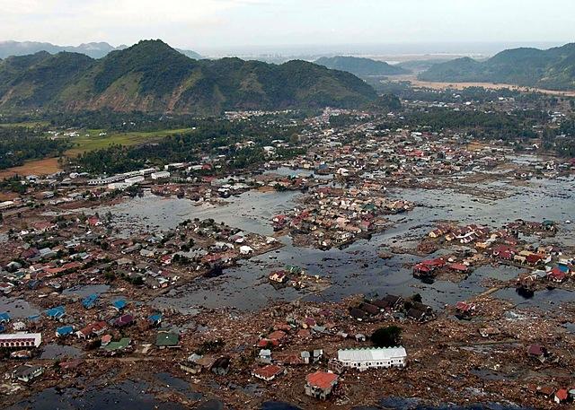The 1998 Papua New Guinea Earthquake