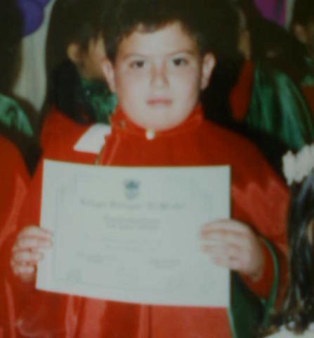 Graduacion Prepimaria