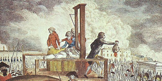 The Execution of King Louis XVI