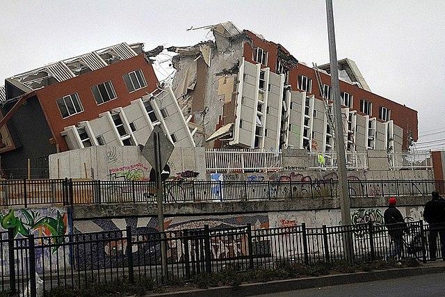 The 2010 Chile Earthquake
