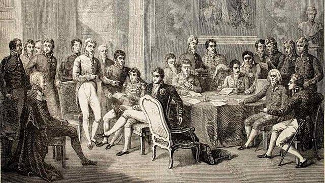 Congreso de Viena (Restauración)