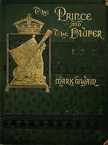 """""""El príncipe y el mendigo"""" de Mark Twain."""