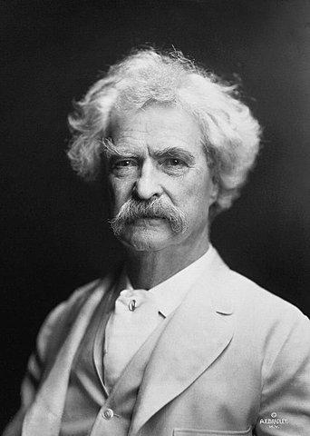 Mark Twain. (1835-1910)