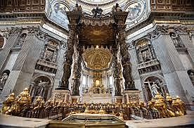 Baldacchino di San Pietro