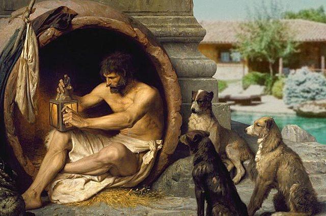 Diogenes(Διογένης )