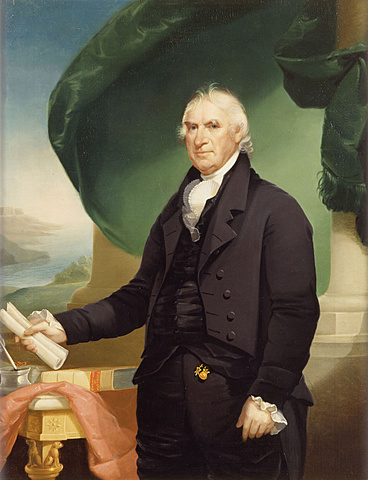 Thomas Jefferson is elected president.