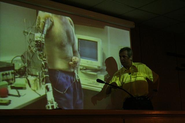 """Exposición""""Computer-grafik"""""""