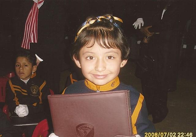 Graduación de Kínder