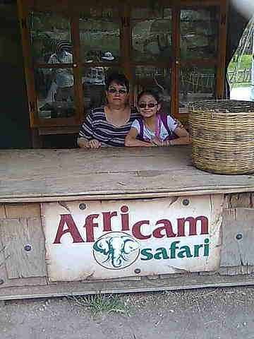 Visita a Africam Safari