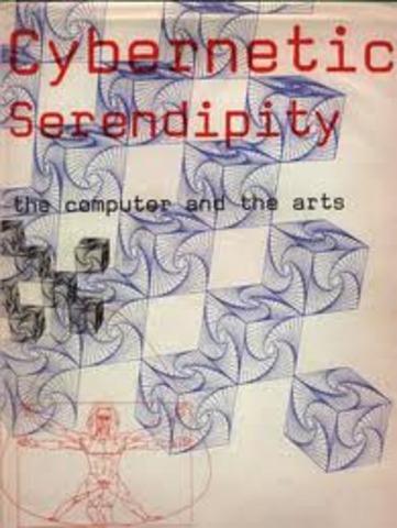 """Cibernetic Serendipity"" en Londres"