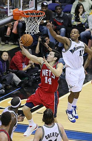 Eduardo Nájera en la NBA