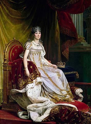 Napoleon Married Joesphine