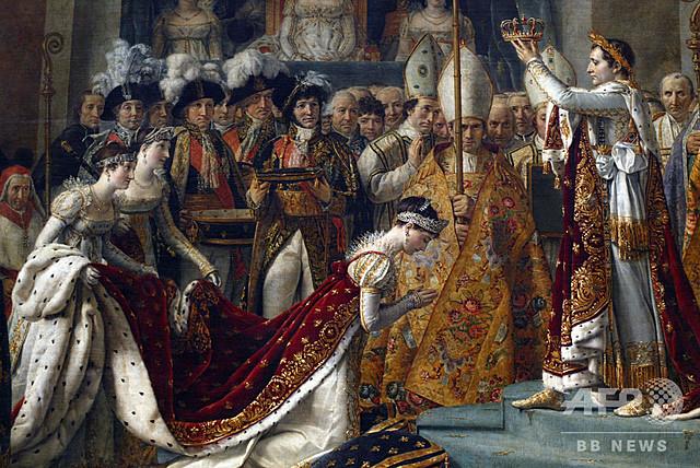 Napoleon Divorces Josephine