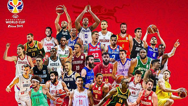 Rumbo a la copa del Mundo China 2019