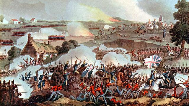 Napoleons last battle