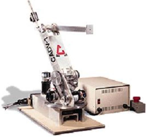El Robot RS-I DE IBM