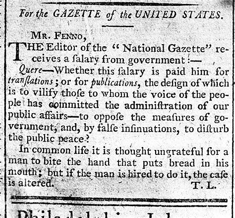 Gazette published