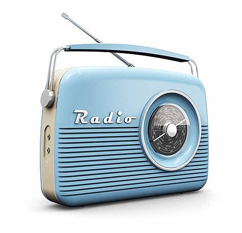 Radio is used as a media
