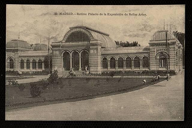Exposición de Bellas Artes