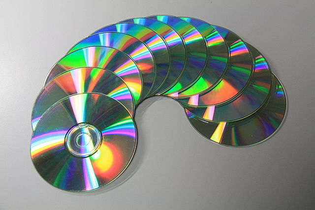 Invenció dels CD's