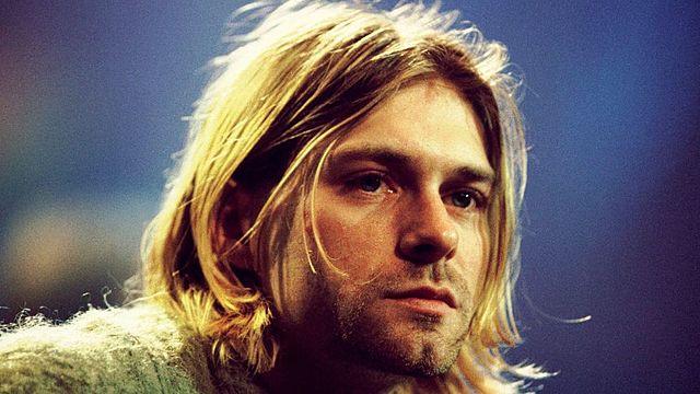 Kurt Cobain Dies 1994