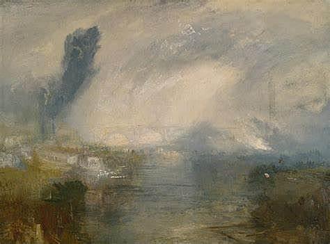 Il Tamigi sotto il ponte di Waterloo