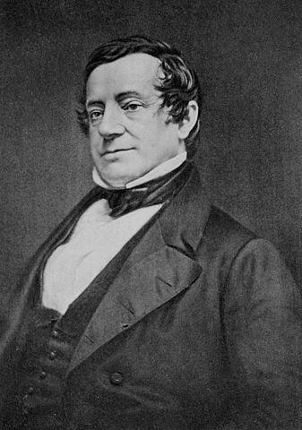 Washington Irving. (1783-1849).