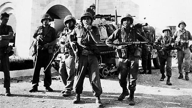 The Six-Day War AKA. The Third Arab–Israeli War. June 1967.