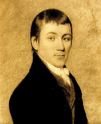 Charles Brockden Brown. (1771-1810).
