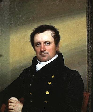 James Fenimore Cooper. (1789-1851).