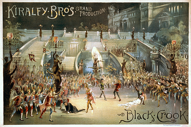 Broadway-The Black Crook