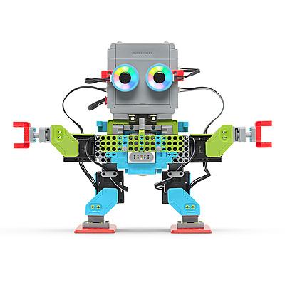 A evolución dos robots ata hoxe en día timeline