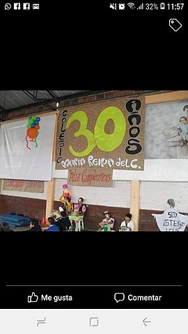 Conmemoración 30 años