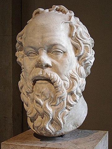 SOKRATES  (Atenas, Grezia, K.a. 470 - Atenas, Grezia, K.a. 399)