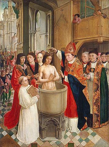 Batismo do Rei Clóvis I
