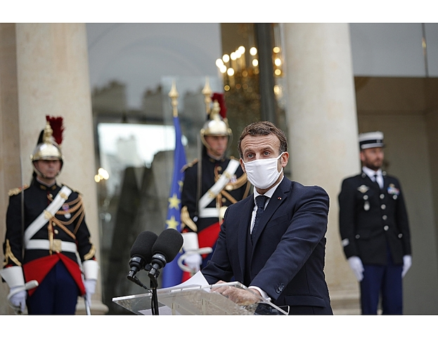 Confinement della Francia