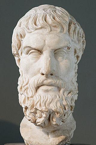 EPIKURO (Samos uhartea, K.a. 341 - Atenas, K.a. 270)