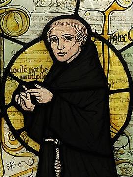 GUILLERMO DE OCKHAM (Ockham, Surrey, Ingalaterra, 1285 - Munich, Bavariako Dukerria, Erromatar Inperio Santua, 1349ko apirilaren 9a)