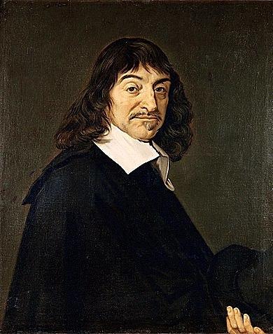 DESKARTES  (La Haye en Touraine (orain Descartes herria bere omenez), 1596ko martxoaren 31 - Stockholm, Suedia, 1650eko otsailaren 11)