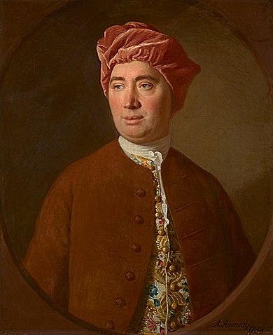 HUME (Edinburgh, 1711ko maiatzaren 7/apirilaren 26 - Edinburgh, 1776eko abuztuaren 25a)