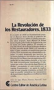 Revolucion de los Restauradores