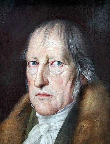 HEGEL (Stuttgart, 1770eko abuztuaren 27 - Berlin, 1831ko azaroaren 14)