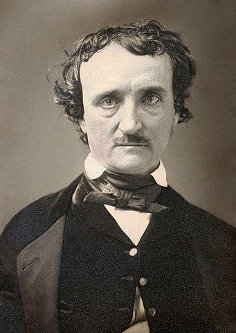 Edgar Allan Poe. (1809-1849).