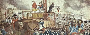 Louis XVI is guillotined